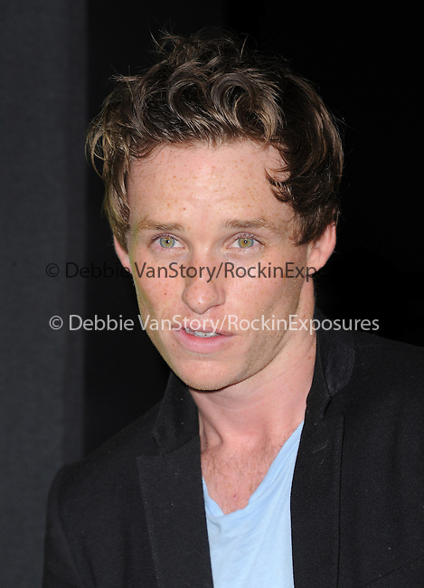 Eddie Redmayne at The CBS Films L.A. Premiere of Seven Psychopaths Premiere held at The Bruin Theatre in Westwood, California on October 01,2012                                                                               © 2012 Hollywood Press Agency