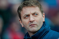 BIRMINGHAM, ENGLAND - MARCH 21:  Tim Sherwood, Manager of Aston Villa prior to the Barclays Premier League match between Aston Villa and Swansea City at Villa Park on March 21, 2015 in Birmingham, England. (Photo by Athena Pictures/Getty Images)