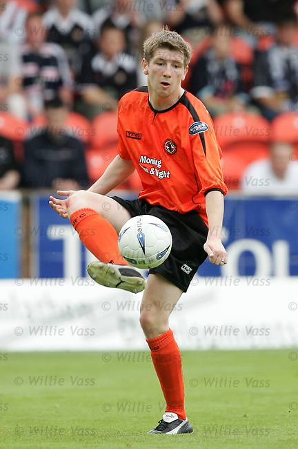 Mark Wilson, Dundee Utd.stock season 2004-2005.pic willie vass
