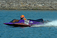 H-83   (Outboard Hydroplane)