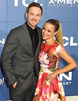 "NEW YORK CITY, NY, USA - MAY 10: Shawn Ashmore at the World Premiere Of Twentieth Century Fox's ""X-Men: Days Of Future Past"" held at the Jacob Javits Center on May 10, 2014 in New York City, New York, United States. (Photo by Celebrity Monitor)"