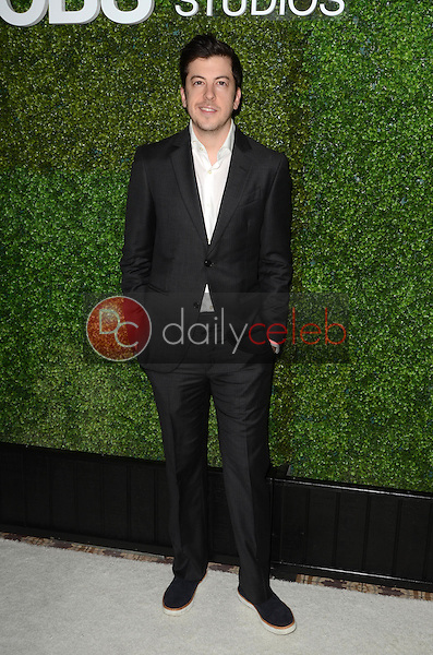 Christopher Mintz-Plasse<br /> at the 4th Annual CBS Television Studios Summer Soiree, Palihouse, West Hollywood, CA 06-02-16<br /> David Edwards/Dailyceleb.com 818-249-4998
