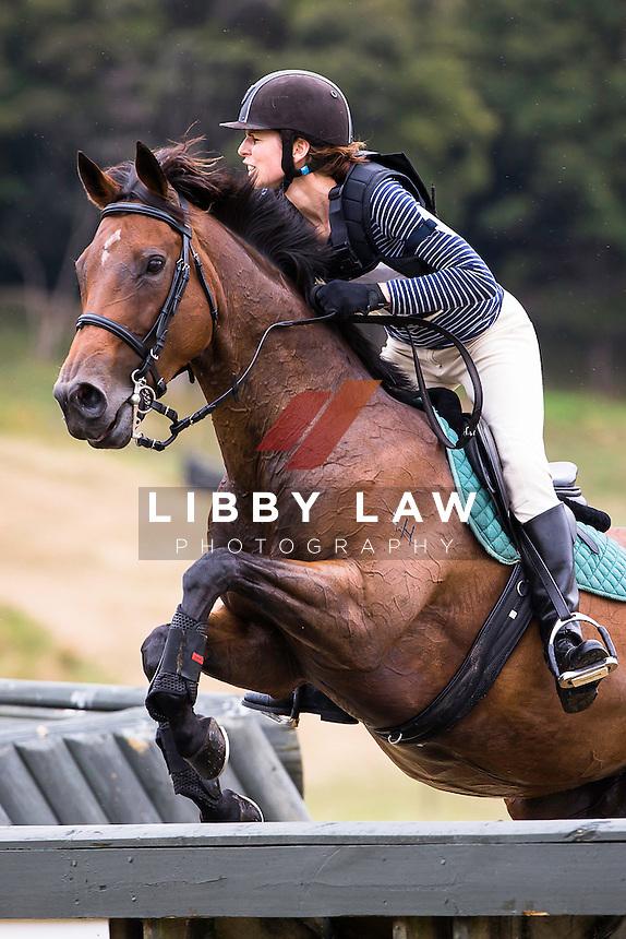 NZL-Michelle Almond (ANZAC SPIRIT) 3A NZPC 80: 2015 NZL-Hunua Pony Club ODE (Sunday 1 February) CREDIT: Libby Law COPYRIGHT: LIBBY LAW PHOTOGRAPHY