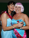 Patricia Harrison and Rita Gorman pictured at Deborah Harrison's hen night in the Star and Crescent. Photo: Colin Bell/pressphotos.ie