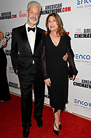 Paula Wagner &amp; Rick Nicita at the American Cinematheque 2017 Award Show at the Beverly Hilton Hotel, Beverly Hills, USA 10 Nov. 2017<br /> Picture: Paul Smith/Featureflash/SilverHub 0208 004 5359 sales@silverhubmedia.com