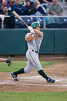 June 22, 2008: The Boise Hawks' Ryan Sontag at-bat during a Northwest League game against the Everett AquaSox at Everett Memorial Stadium in Everett, Washington.