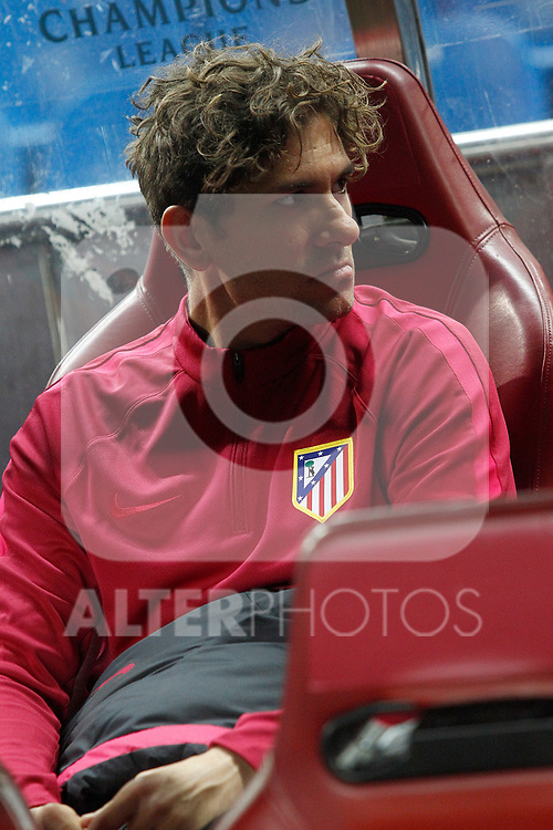 Atletico de Madrid's Alessio Cerci during Champions League 2016/2017 Round of 16 2nd leg match. March 15,2017. (ALTERPHOTOS/Acero)