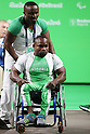 Roland Ezuruike (NGR),<br /> SEPTEMBER 9, 2016 - Powerlifting : <br /> Men's -54kg<br /> at Riocentro - Pavilion 2<br /> during the Rio 2016 Paralympic Games in Rio de Janeiro, Brazil.<br /> (Photo by Shingo Ito/AFLO)