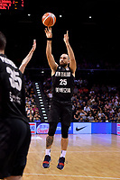 New Zealand Tall Blacks' Ethan Rusbatch in action during the FIBA World Cup Basketball Qualifier - NZ Tall Blacks v Syria at TSB Bank Arena, Wellington, New Zealand on Sunday 2 2018. <br /> Photo by Masanori Udagawa. <br /> www.photowellington.photoshelter.com