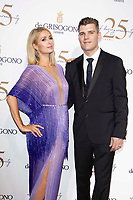 Chris Zylka, Paris Hilton attend the De Grisogono party during the 71st annual Cannes Film Festival on May 15, 2018 in Cannes, France.<br /> CAP/NW<br /> &copy;Nick Watts/Capital Pictures /MediaPunch ***NORTH AND SOUTH AMERICAS ONLY***
