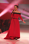 As The World Turns' Lea Salonga sings and walks runway and red carpet - American Heart Association's Go Red for Women Red Dress Collection 2018 presented by Macy's on February 8, 2018 at Hammerstein Ballroom, New York City, New York  (Photo by Sue Coflin/Max Photo)