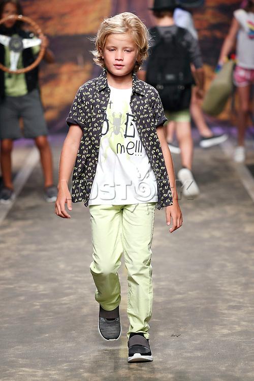 Tuc Tuc - Pitti Bimbo Kids - spring summer 2018 - Florence - June 2017