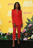 "01 August 2019 - Los Angeles, California - Stacy Ike . Netflix's ""Dear White People"" Season 3 Los Angeles Premiere held at TRegal Cinemas LA Live. Photo Credit: Birdie Thompson/AdMedia"