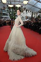 Araya Hargate <br /> Festival del Cinema di Cannes 2015<br /> Foto Panoramic / Insidefoto