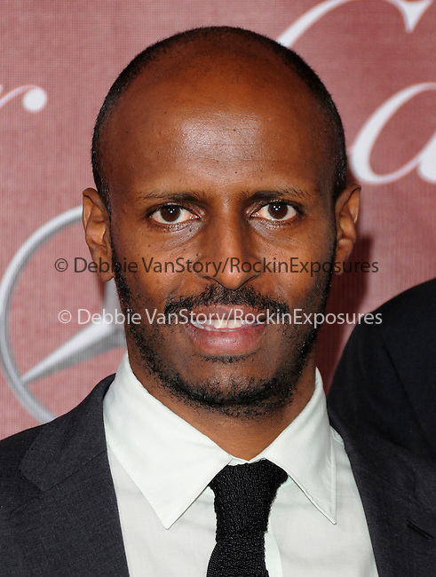 Rasselas Lakew attends the 2011 Palm Springs International Film Festival Awards Gala held at The Palm Springs Convention Center in Palm Springs, California on January 08,2011                                                                               © 2010 Hollywood Press Agency
