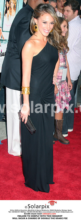 "ALL ROUND PICTURES BY SOLARPIX.COM. "" .Haylie Duff at the Material Girls New York Movie Premiere at Chelsea West in New York on 14.08.06. JOB REF:2732-PHZ..MUST CREDIT SOLARPIX.COM OR DOUBLE FEE WILL BE CHARGED....."