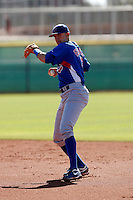 Ryan Flaherty - Chicago Cubs - 2009 spring training.Photo by:  Bill Mitchell/Four Seam Images