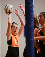 12.12.2018 Silver Ferns Bailey Mes training in Auckland. Mandatory Photo Credit ©Michael Bradley.