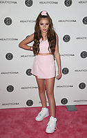 LOS ANGELES, CA - AUGUST 11: Makenzie Moss, at Beautycon Festival Los Angeles 2019 - Day 2 at Los Angeles Convention Center in Los Angeles, California on August 11, 2019. <br /> CAP/MPIFS<br /> ©MPIFS/Capital Pictures