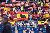 Spain supporters during FIBA European Qualifiers to World Cup 2019 between Spain and Slovenia at Coliseum Burgos in Madrid, Spain. November 26, 2017. (ALTERPHOTOS/Borja B.Hojas) /NortePhoto NORTEPHOTOMEXICO