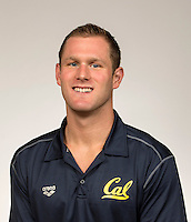 BERKELEY, CA.,--OCTOBER 6, 2016--CAL Men's Swimming and Diving portraits.