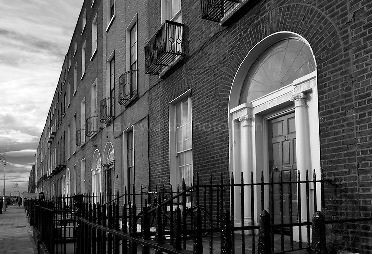 Georgian Houses, Mountjoy Square