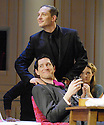 The Man of Mode  by George Etherege ,directed by Nicholas Hytner . With Tom Hardy as Dorimant , Bertie Carvel as Medley . Opens at the Olivier Theatre at the National Theatre on 6/2/07    CREDIT Geraint Lewis