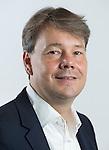 UTRECHT _ Algemene Ledenvergadering Utrecht, van de KNHB. Erik Gerritsen ,  algemeen directeur KNHB .COPYRIGHT KOEN SUYK