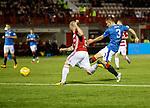 Declan John scores for Rangers