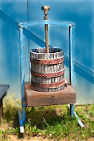 Old fashion Wine Press