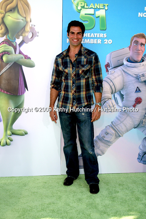 Jordi Vilasuso.arriving at the Planet 41 Movie Premiere.Mann's Village Theater - Westwood.Los Angeles,  CA.November 14, 2009.©2009 Kathy Hutchins / Hutchins Photo.