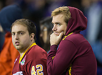 My favorite two ASU fans looked like this most of the game.