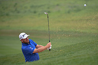 Graeme McDowell (NIR) hits from the trap on 10 during day 3 of the Valero Texas Open, at the TPC San Antonio Oaks Course, San Antonio, Texas, USA. 4/6/2019.<br /> Picture: Golffile | Ken Murray<br /> <br /> <br /> All photo usage must carry mandatory copyright credit (© Golffile | Ken Murray)