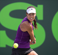 ANA IVANOVIC (SRB)<br /> Tennis - Sony Open - ATP-WTA -  Miami -  2014  - USA  -  20 March 2014. <br /> &copy; AMN IMAGES
