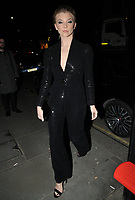 Natalie Dormer at the Fashion Re-told pop-up shop launch party, Fashion Re-told, Sloane Street, London, England, UK, on Thursday 12 April 2018.<br /> CAP/CAN<br /> &copy;CAN/Capital Pictures