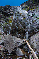 Snoquera Falls, Mt. Baker-Snoqualmie National Forest, Washingtin, US, national forest, NF
