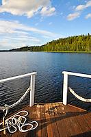 Landscapes from Northern Sweden