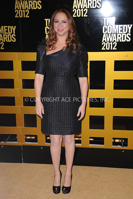 WWW.ACEPIXS.COM . . . . . .April 28, 2012...New York City....Maya Rudolph attends The Comedy Awards 2012 at Hammerstein Ballroom on April 28, 2012  in New York City ....Please byline: KRISTIN CALLAHAN - ACEPIXS.COM.. . . . . . ..Ace Pictures, Inc: ..tel: (212) 243 8787 or (646) 769 0430..e-mail: info@acepixs.com..web: http://www.acepixs.com .