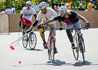 London Open Bike Polo Tournament 2014
