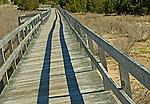 Tilted Boardwalk, Sandy Hook National Park