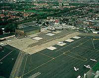 September 1999. Luchthaven van Deurne.