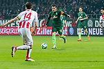 12.03.2018, Weser Stadion, Bremen, GER, 1.FBL, Werder Bremen vs 1.FC Koeln, im Bild<br /> Zlatko Junuzovic (Werder Bremen #16)<br /> <br /> Foto &copy; nordphoto / Kokenge