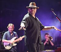 10 June 2016 - Nashville, Tennessee - Hank Williams Jr.. 2016 CMA Music Festival Nightly Concert held at Nissan Stadium. Photo Credit: Laura Farr/AdMedia