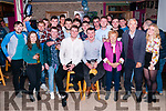 Double 21st: David Noonan & David Sheahan, Listowel celebrating their 21st birthdays at Christy's Bar, Listowel on Sayurday night last.