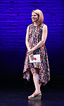 Celia Keenan-Bolger on stage during the 9th Annual LILLY Awards at the Minetta Lane Theatre on May 21,2018 in New York City.