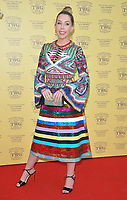 Katherine Ryan at the TWG Tea London gala flagship store launch party, TWG Tea Salon &amp; Boutique, Leicester Square, London, England, UK, on Monday 02 July 2018.<br /> CAP/CAN<br /> &copy;CAN/Capital Pictures