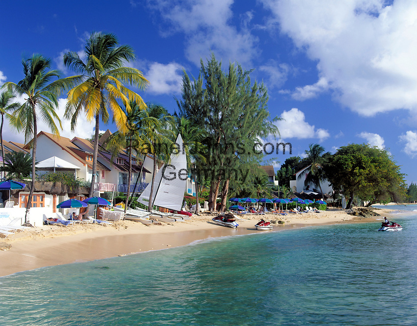 BRB, Barbados, Crystal Cove Hotel - Strand | BRB, Barbados, Crystal Cove Hotel - beach
