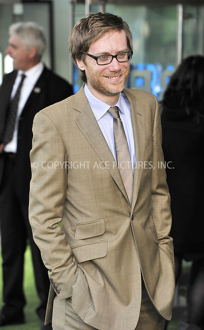 """WWW.ACEPIXS.COM . . . . .  ..... . . . . US SALES ONLY . . . . .....January 30 2011, London....Stephen Merchant at the UK film premiere of """"Gnomeo & Juliet"""" at the Odeon Leicester Square on January 30 2011 in London....Please byline: FAMOUS-ACE PICTURES... . . . .  ....Ace Pictures, Inc:  ..Tel: (212) 243-8787..e-mail: info@acepixs.com..web: http://www.acepixs.com"""