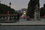 Arc de Triomphe, Paris, France, Europe.