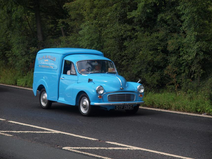 Morris Minor Vans - 1968